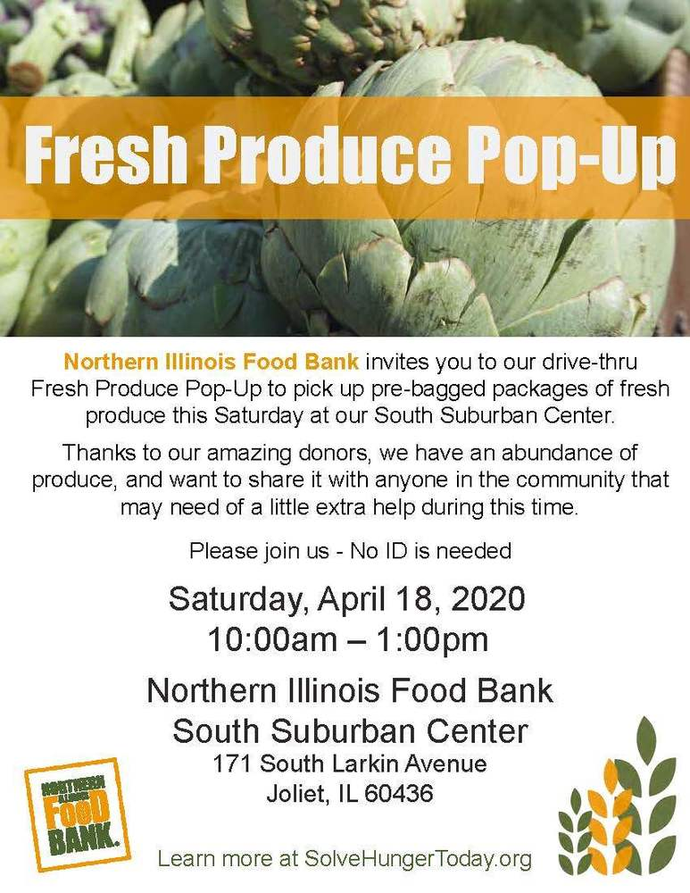 Fresh Produce Pop-Up