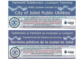 Fairmont Utility System Transfer Meeting