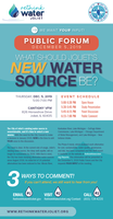 Joliet Alternative Water Source Forum