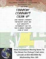 Fairmont Community Cleanup
