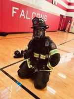Lockport Firefighters visit Fairmont